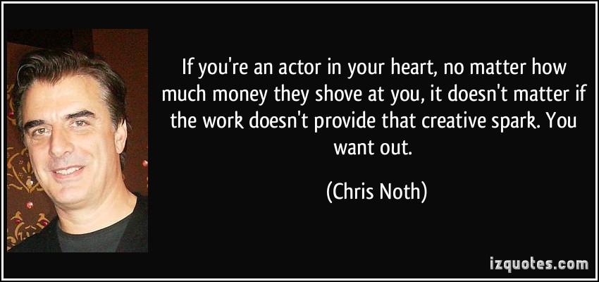 Chris Noth's quote #1