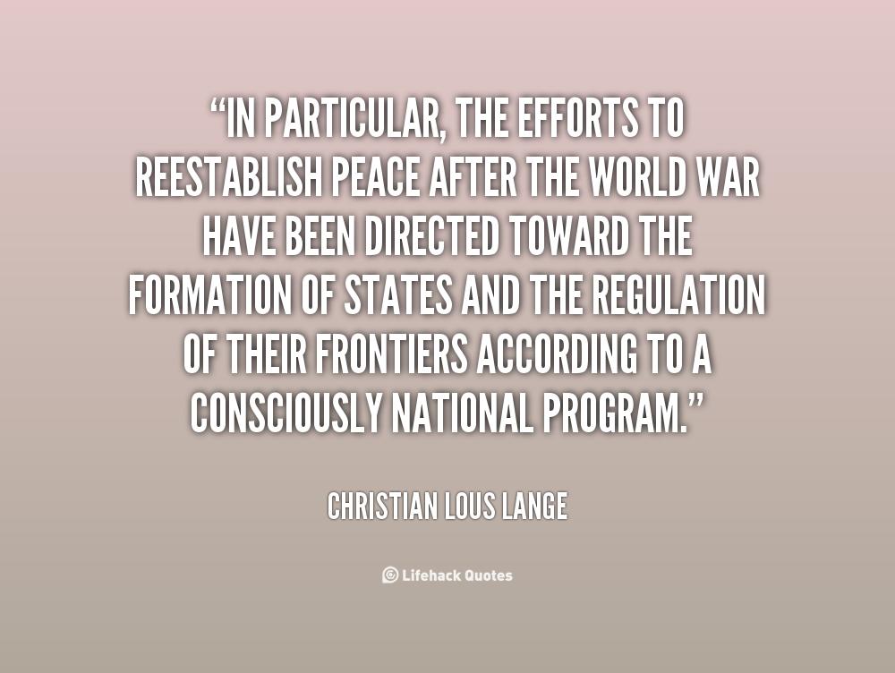 Christian Lous Lange's quote #3