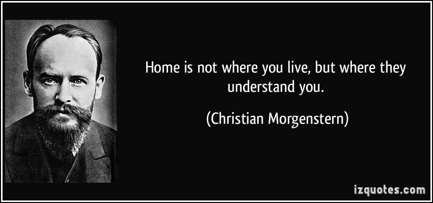Christian Morgenstern's quote