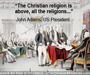 Christian Nation quote #2