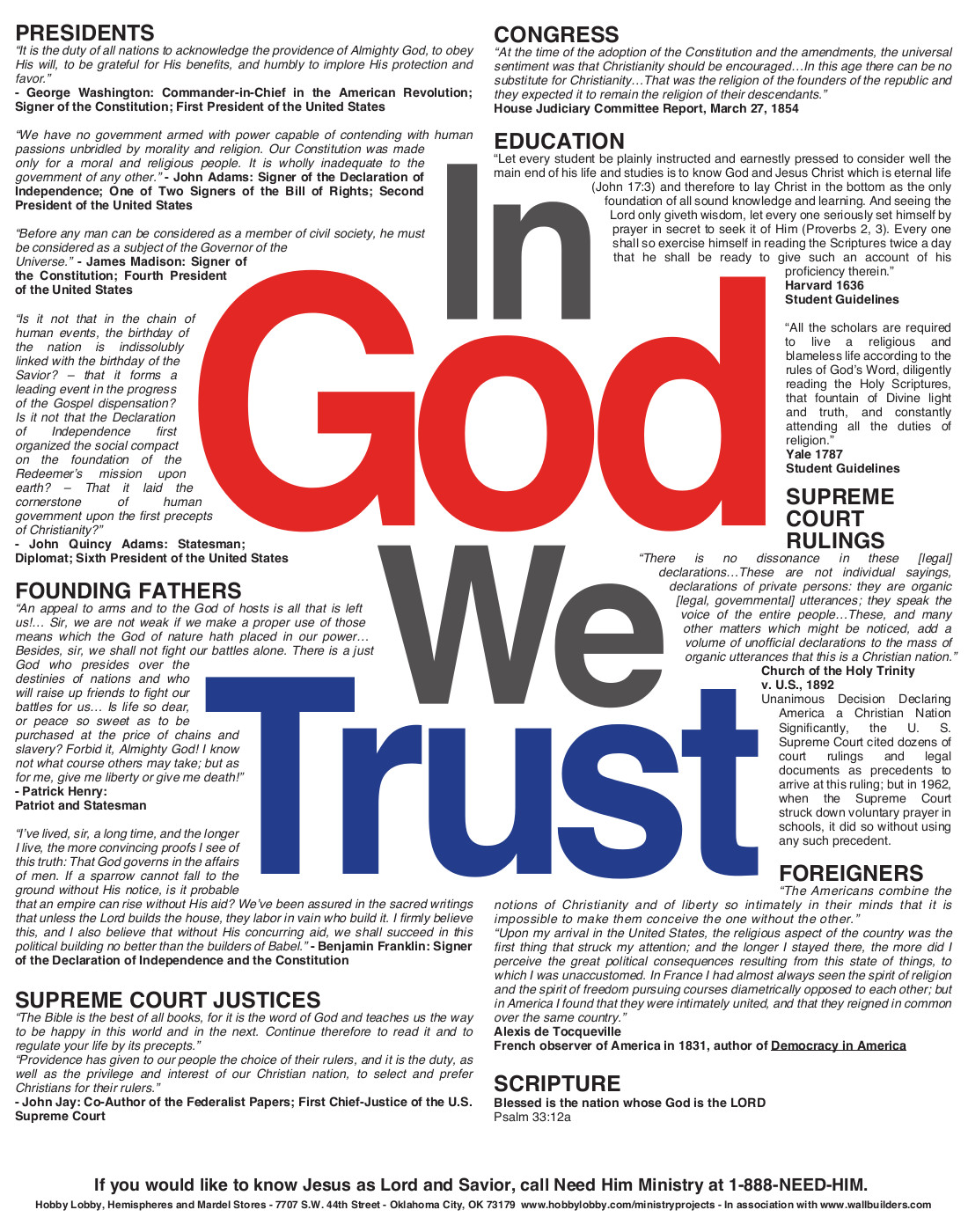 Christian Religion quote #2