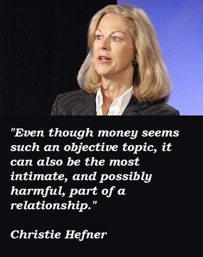 Christie Hefner's quote #2