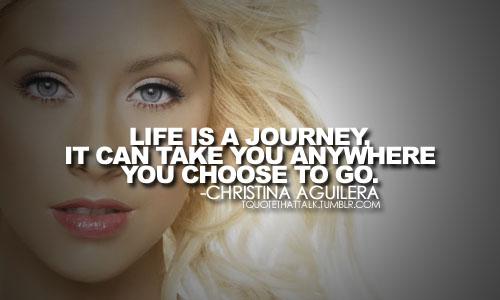 Christina Aguilera's quote #2