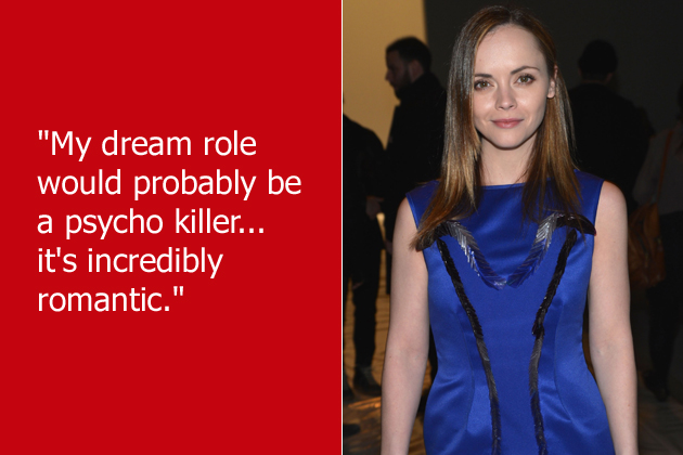 Christina Ricci's quote #2