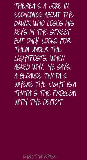 Christina Romer's quote #7