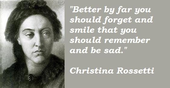 Christina Rossetti's quote #2