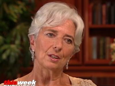 Christine Lagarde's quote #1