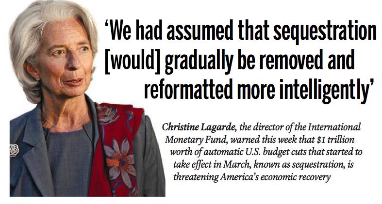 Christine Lagarde's quote #3