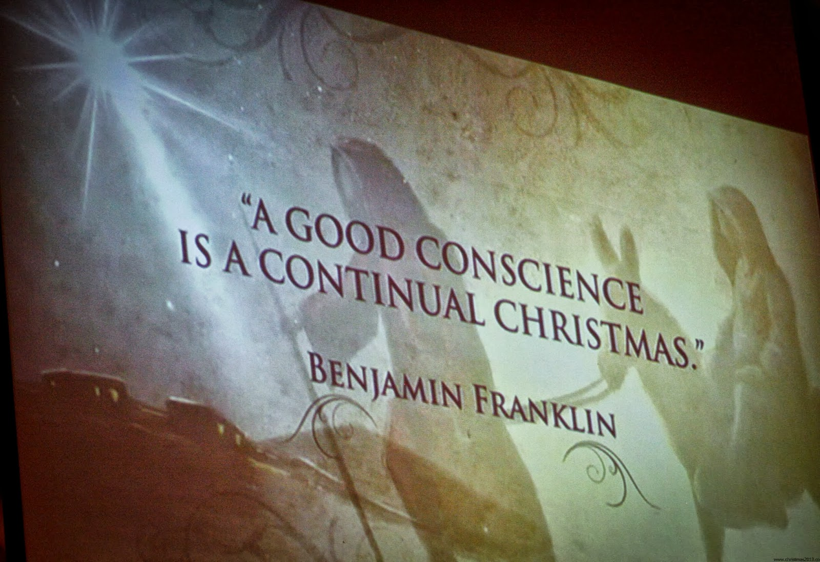Christmas quote #3