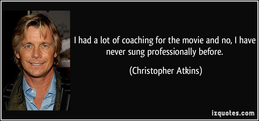 Christopher Atkins's quote #1