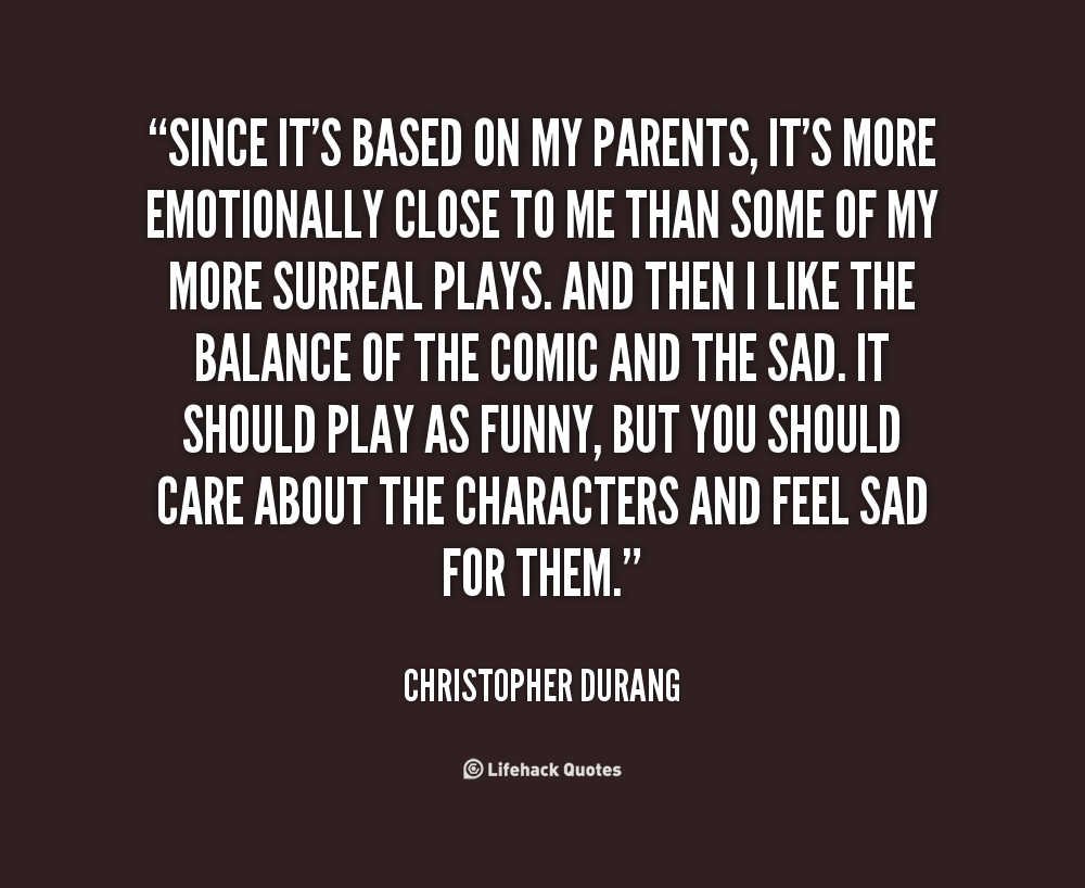 Christopher Durang's quote #4