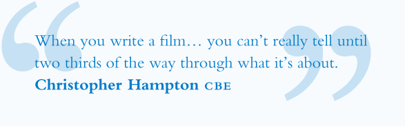 Christopher Hampton's quote #6