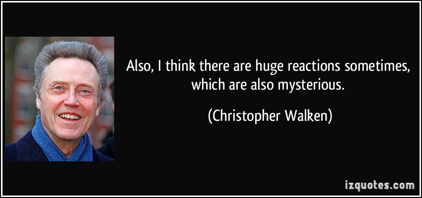 Christopher Walken's quote #8