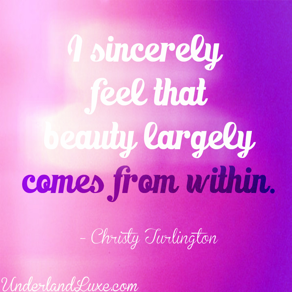 Christy Turlington's quote #7