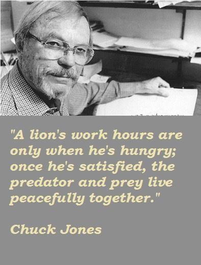 Chuck Jones's quote #7