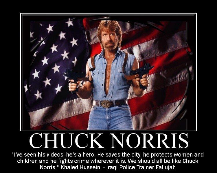 Chuck Norris's quote #7