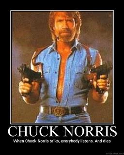 Chuck Norris's quote #5