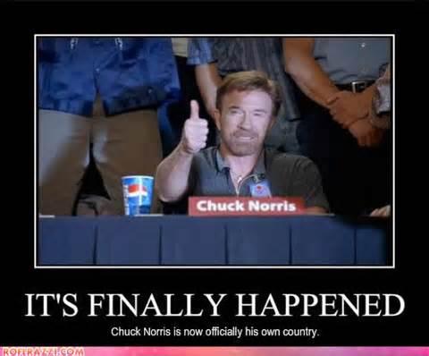 Chuck Norris's quote #4