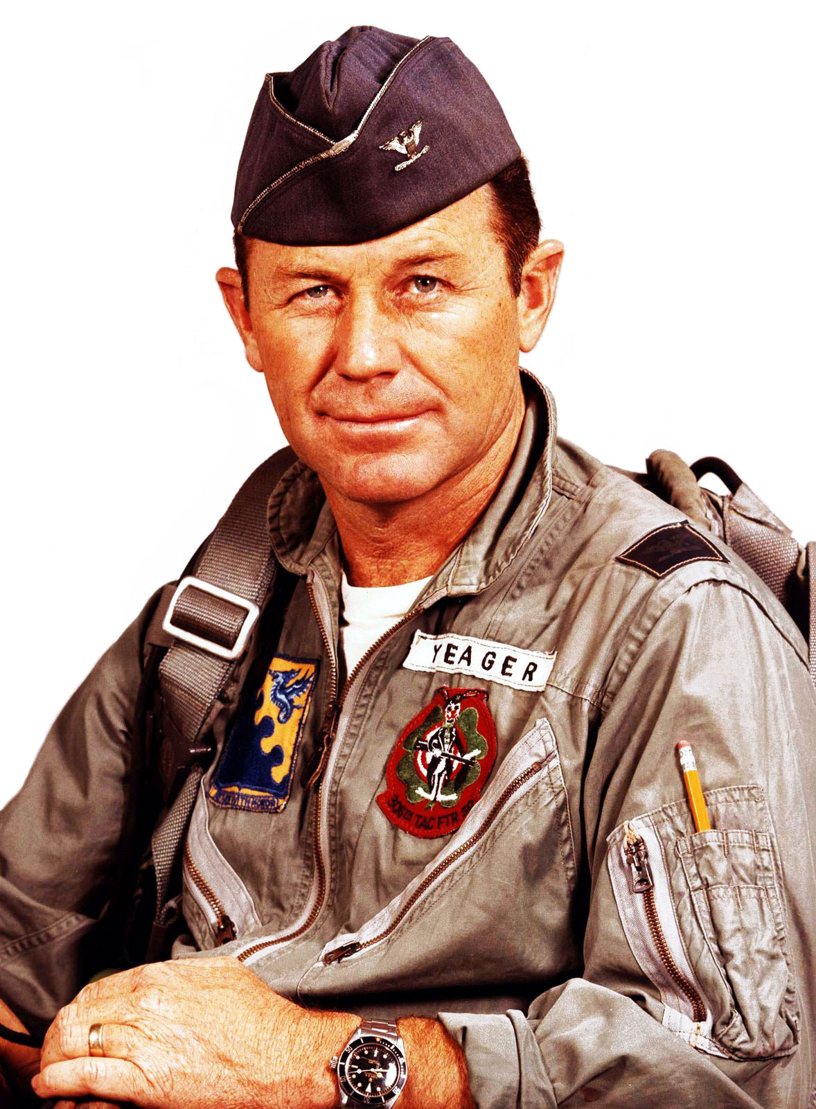 Chuck Yeager's quote #2
