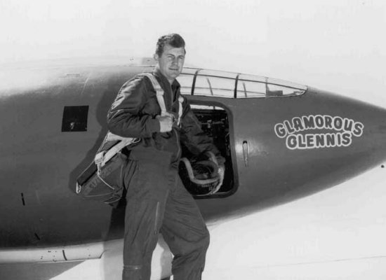 Chuck Yeager's quote #4