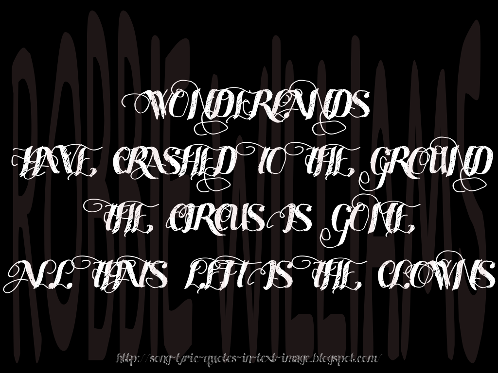 Circus quote #3