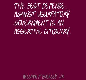 Citizenry quote #2