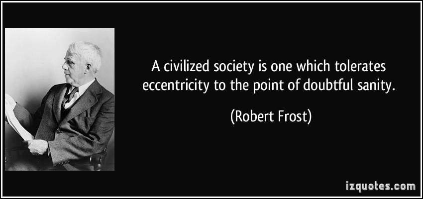 Civilized quote #1
