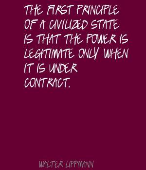 Civilized quote #6