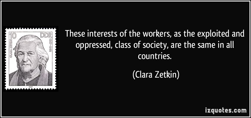 Clara Zetkin's quote #1