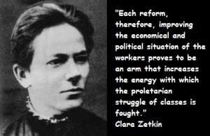 Clara Zetkin's quote #3