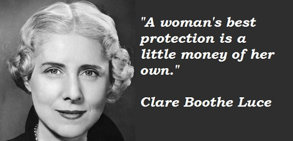 Clare Boothe Luce's quote #8
