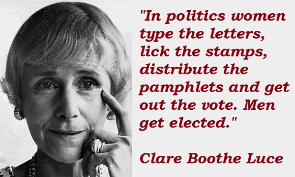 Clare Boothe Luce's quote #7