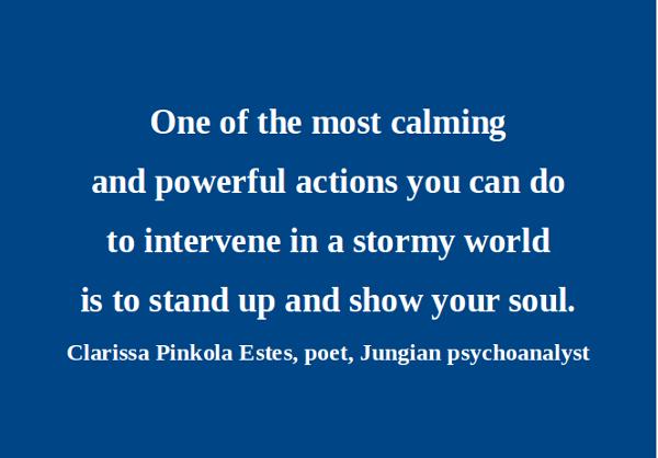 Clarissa Pinkola Estes's quote #7