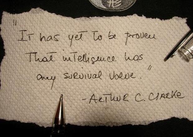 Clarke quote #2