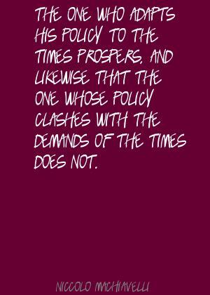 Clashes quote #2