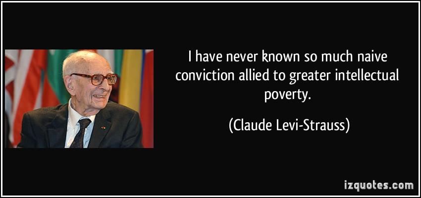 Claude Levi-Strauss's quote #4