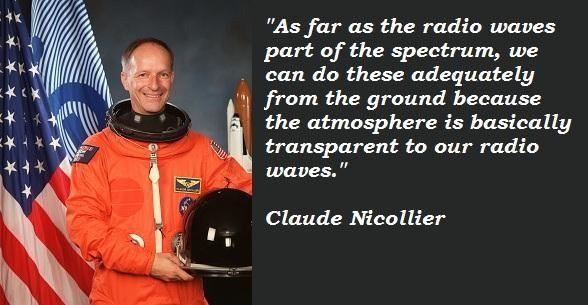 Claude Nicollier's quote #6