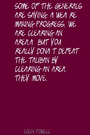 Clearing quote #1