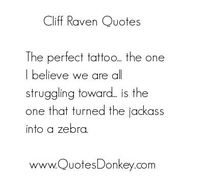 Cliff quote #1