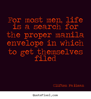 Clifton Fadiman's quote #2