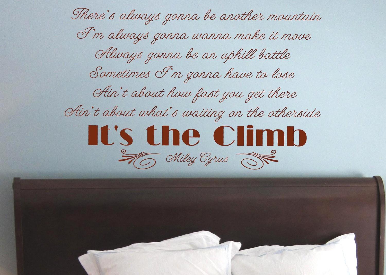 Climb quote #7