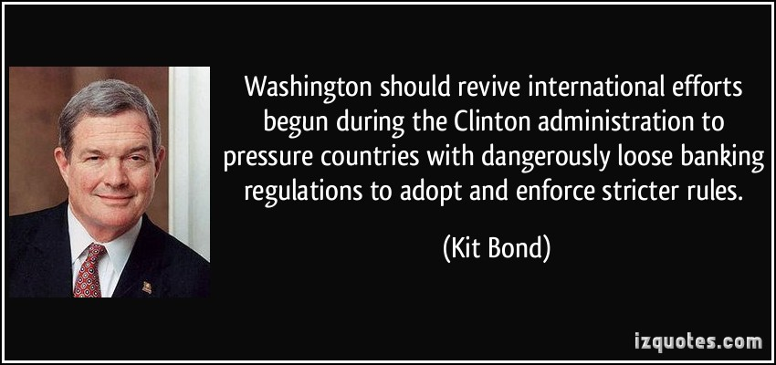 Clinton Administration quote #1