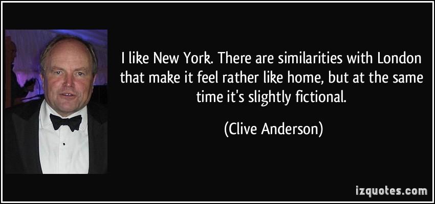 Clive Anderson's quote #2