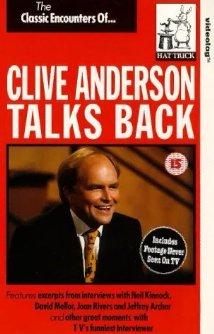 Clive Anderson's quote #6