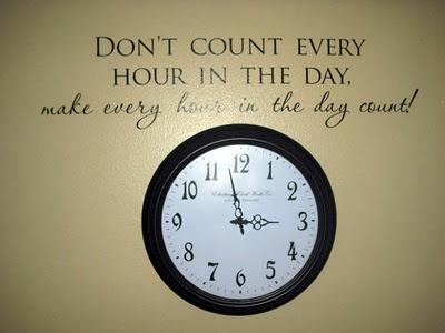 Clock quote #6