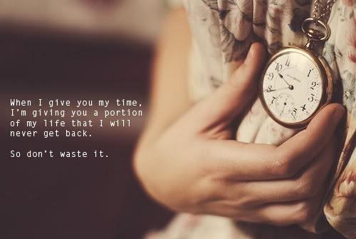 Clock quote #1