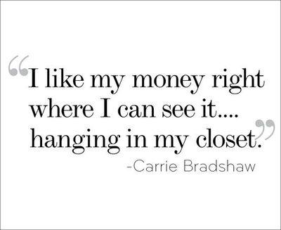 Closet quote #1