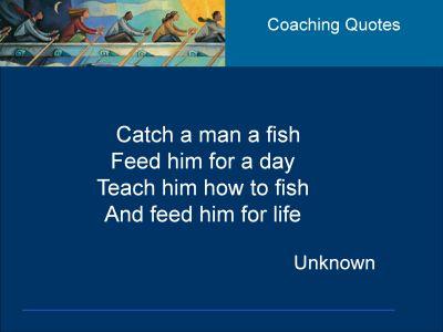 Coaching quote #1