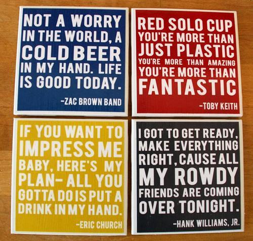 Coasters quote #1