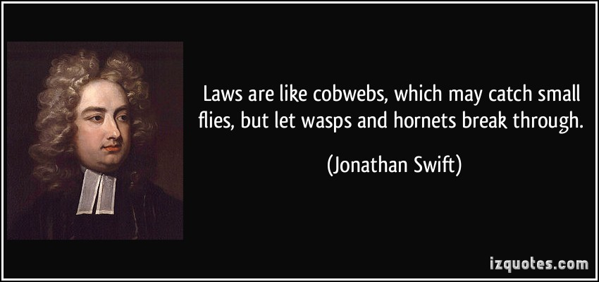 Cobwebs quote #2